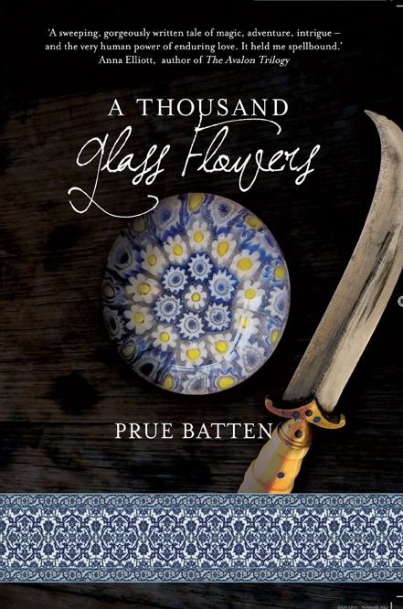 A Thousand Glass Flowers by Prue Batten